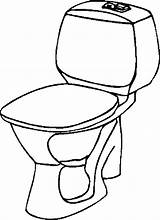 Coloring Toilet Privada Banheiro Desenho Colorir Outhouse Printable Imprimir Designlooter Tudodesenhos Template Drawings Simple sketch template