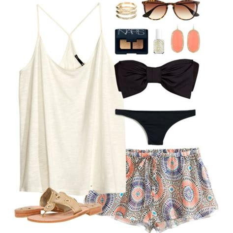 Beach Polyvore Combos You Should Get Inspired From - fashionsy.com