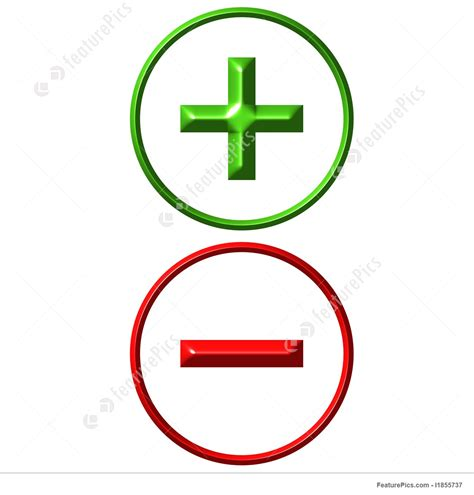 Picture Of Positive And Negative