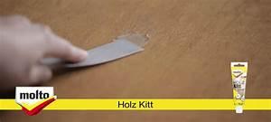 Holz Löcher Füllen : molto holz kitt anleitung risse und l cher f llen ~ Watch28wear.com Haus und Dekorationen