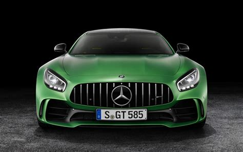 2018 Mercedes Amg Gt R Wallpapers Hd Wallpapers Id 18296