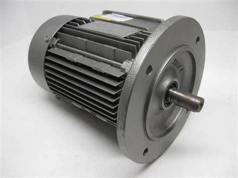 Sew Electric Motors sew eurodrive dft80n4th electric motor tefc 1hp 1700 rpm