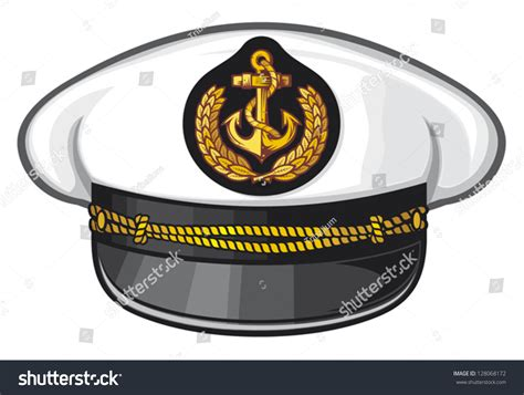 Dog Boat Captain Hat by Captain Hat Drawing Www Imgkid The Image Kid Has It