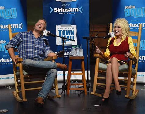 andy cohen live sirius dolly parton on siriusxm town hall with andy cohen