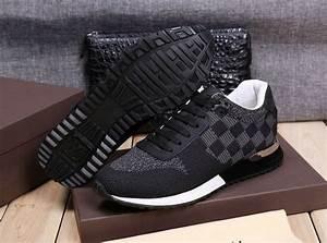 Sneakers Louis Vuitton Homme : chaussures louis vuitton pour homme ~ Nature-et-papiers.com Idées de Décoration