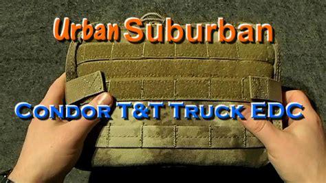 Condor T&t Pouch Truck Edc Kit