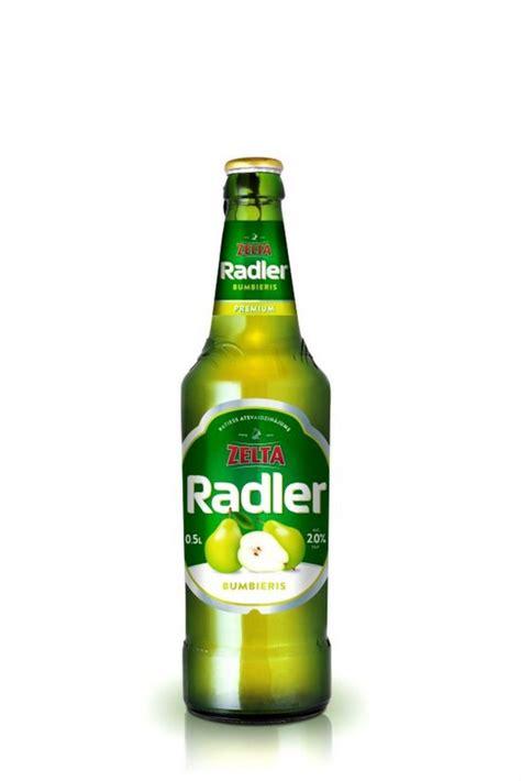 Zelta Radler Bumbieru - Beer - Spirits & Wine