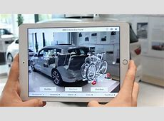 BMW Augmented Reality for Product Genius in Sales
