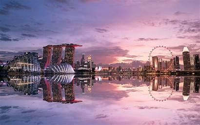Singapore Marina Bay Sands Mac Allmacwallpaper Wallpapers