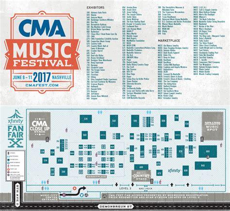 country fan fest 2017 lineup cma festival 2018 lineup