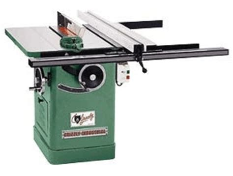 Grizzly Tools Cabinet Saw by Grizzly 1023s Table Saw Arrival Setup And Comments