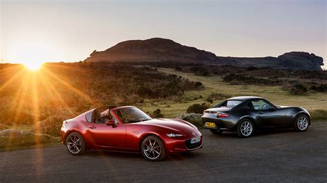 2017 Mazda Mx-5 Rf Wallpapers & Hd Images
