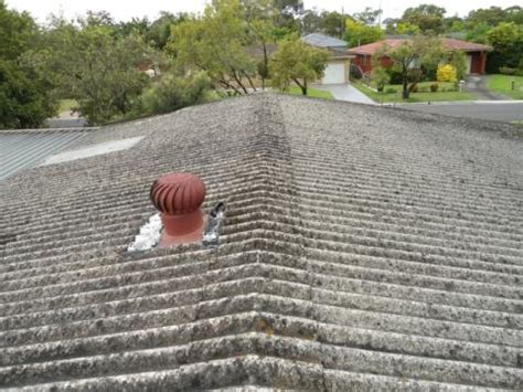 risks  asbestos roofs asbestos roof removal airsafe