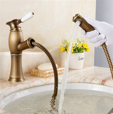 Bathroom Sink Sprayer by Free Shipping Promotion New Arrival Deck Mounted Kitchen