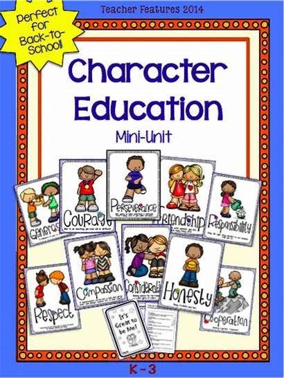 Character Education Responsibility Respect Teaching Teacher Consideration