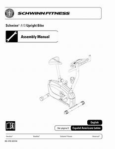 Schwinn Fitness Bike Manual