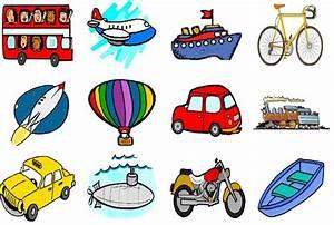 Educación Infantil UNIR: Los transportes