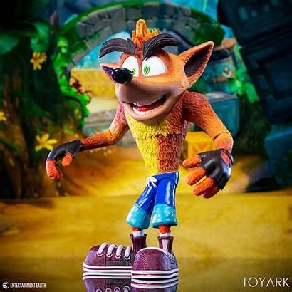 Bandicoot Crash Neca Toyark Shoot