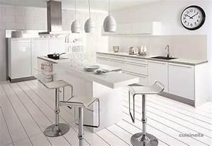 table de cuisine design meuble table cuisine table salle With meuble salle À manger avec chaise de cuisine design
