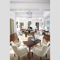 Comfortable Luxury  Eclectic  Living Room  Charleston