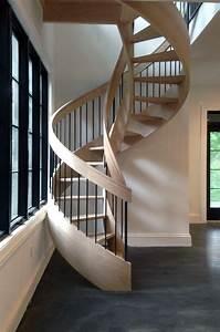 4, Creative, Circular, Staircase, Designs