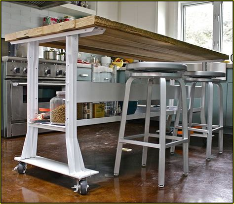 kitchen islands on wheels with seating ikea kitchen islands small with seating home design ideas 9463