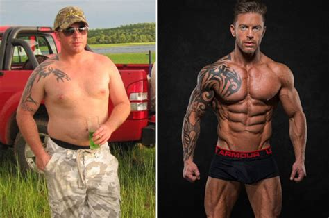 personal trainer ripped bodybuilder