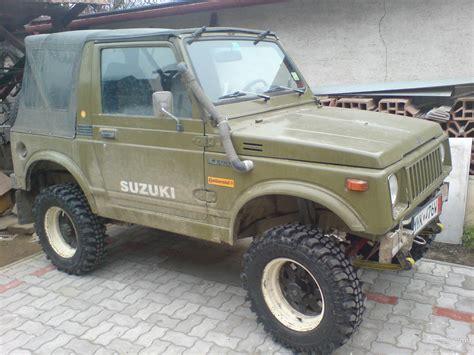 Suzuki Sj by Suzuki Sj 410 Technical Details History Photos On Better