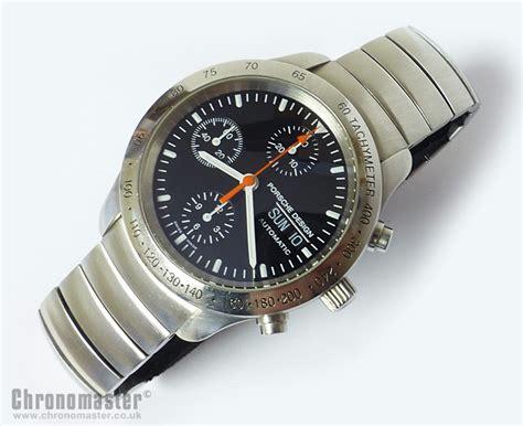 Porsche Design 6605 Chronograph By Eterna Pdn 32