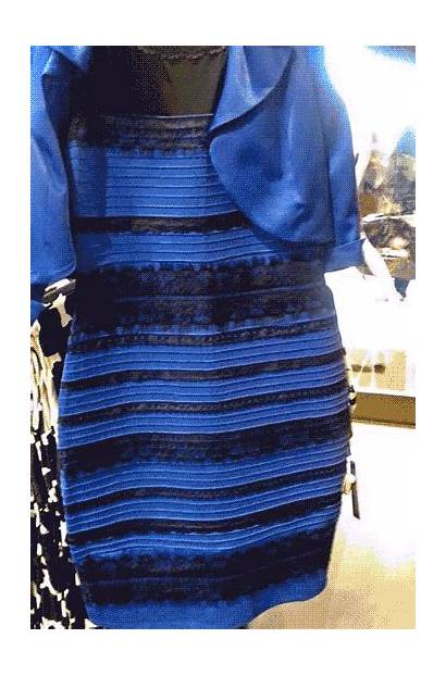 Gold Robe Illusion Bleu Et Couleur Noir