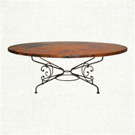 arhaus copper table craigslist view the arabesque large oval copper table at arhaus when