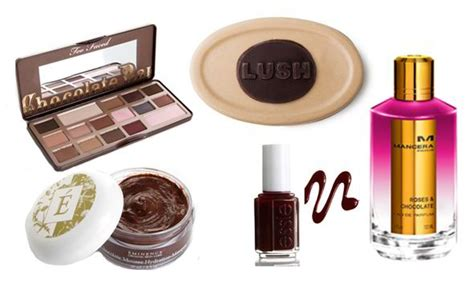 The 8 Best Chocolate Beauty Products  Style Life