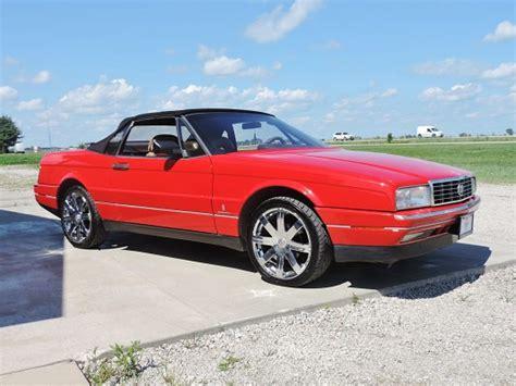 1989 Cadillac Allante Pininfarina $3,975 Or Best Offer