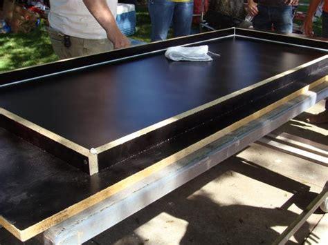 concrete countertop   workbench  tos diy