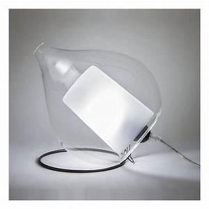 Lampe à Poser Design : lampe poser design circ small concept verre ~ Teatrodelosmanantiales.com Idées de Décoration