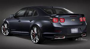 2013 Chevrolet Malibu Turbo Performance Concept Review