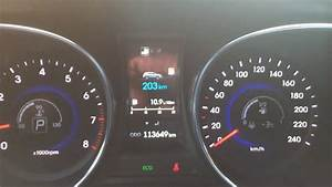 Cluster Lights Meaning Hyundai Santafe 2013 Tpms Activation With Kia Coder Youtube