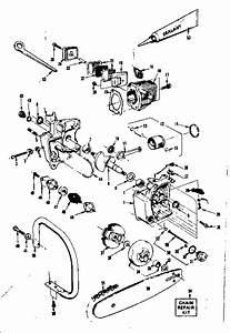 Engine Diagram  U0026 Parts List For Model 358352050 Craftsman