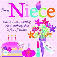 Happy Birthday Wishes Niece Quotes