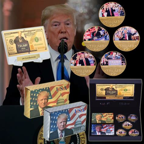 Explore your cards rewards program; WR Gold Plated Collectible Coins Trump 2020 Commemorative Coin Metal Coins Playing Cards Set ...
