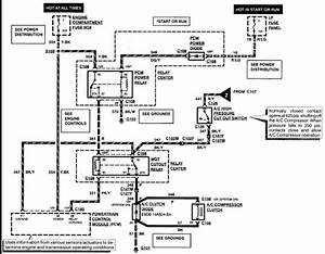 1995 lincoln town car ac relay diagram 1995 free engine With 1997 chrysler town and country starting system component schematic diagram