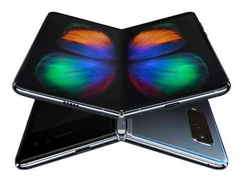 samsung announces the galaxy fold the folding display smartphone