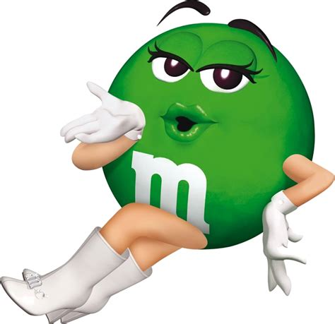 The story of the M&M's characters  Business Insider