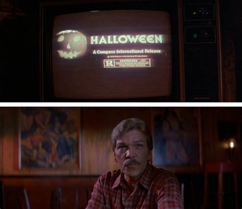 The Horrors of Halloween: The Doctor Watches Television.