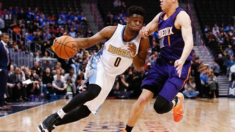 He is an actor, known for night school: Who was better: Devin Booker or Emmanuel Mudiay! Both ...