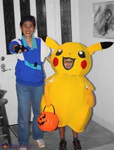 Pikachu and Ash - Halloween Costume Contest at Costume ...