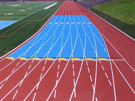Pennsauken, NJ High School - Track & Turf