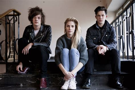 Video London Grammar  Sights  The Maroon Cafe