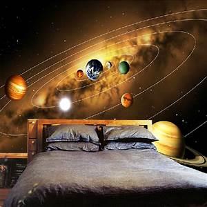 Popular Solar System Wallpaper-Buy Cheap Solar System ...