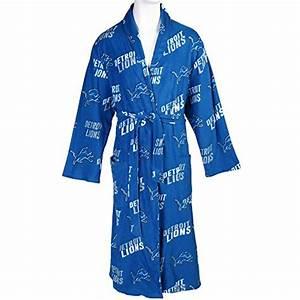 lions bath robes detroit lions bath robe lions bath robe With robe lion